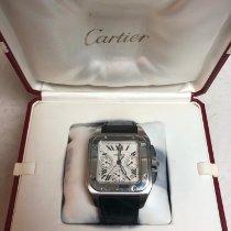Cartier Santos 100 pre-owned 41mm Steel
