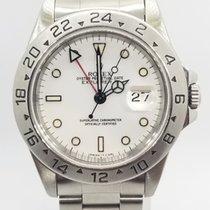 Rolex Explorer II Steel 40mm No numerals United States of America, New York, Woodbury