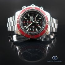 Breitling Superocean Chronograph II Steel 44mm Black No numerals South Africa, Johannesburg