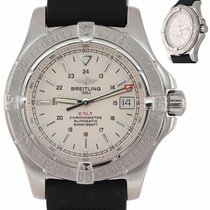 Breitling Colt Automatic Steel 41mm White United States of America, New York, Huntington