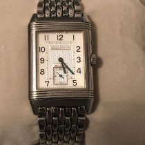 Jaeger-LeCoultre 270.8.54 Stal 1994 Reverso Duoface 26mm używany
