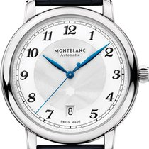 Montblanc new Automatic 39mm Steel Sapphire crystal