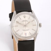 Rolex Oyster Perpetual 34 Steel 34mm Silver No numerals United States of America, California, Los Angeles