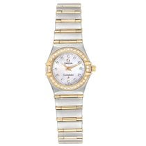 Omega Constellation Ladies 1267.75.00 2003 pre-owned