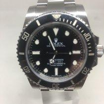 Rolex 114060 Acier 2012 Submariner (No Date) 40mm occasion France, annecy