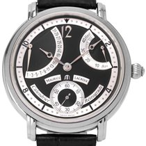 Maurice Lacroix Masterpiece pre-owned 43mm Leather