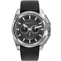 Esprit Acier 49mm Quartz ES108711001 nouveau