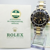 Rolex 1675 Gold/Steel 1979 GMT-Master 40mm pre-owned United States of America, New York, Woodbury