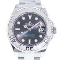 Rolex Yacht-Master 37 Steel 37mm Grey United States of America, Georgia, Atlanta