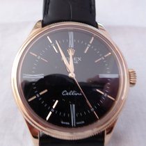 Rolex Cellini Time Rose gold 39mm Black No numerals United Kingdom, Nottingham