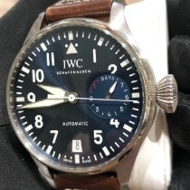 IWC Big Pilot Steel 46mm Blue Arabic numerals United States of America, Illinois, Springfield