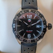 TAG Heuer Formula 1 Quartz Steel 41mm Black United States of America, Ohio, Dayton