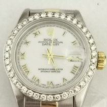 Rolex Oyster Perpetual Lady Date 69163 1991 gebraucht