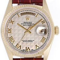 Rolex 18038 Or jaune Day-Date 36 36mm occasion