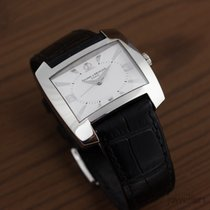 Baume & Mercier Hampton Otel 22mm Alb