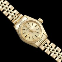 Rolex Oyster Perpetual 5346SH 1980 pre-owned
