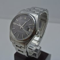 Rolex Oyster Perpetual Date Gre Dial aus 1970(Europe Watches)