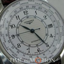 Longines Automatic World Time Date Cal 635 Serie Special...