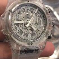 Hublot 411.JX.4802.RT  Big Bang Unico 45mm Sapphire Crystal