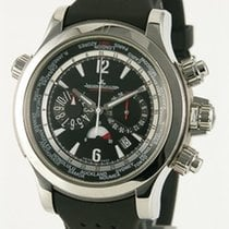 Jaeger-LeCoultre Master Compressor Extreme World Chronograph Acero 45.5mm Negro