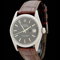 Rolex Datejust - Ref.: 1603 - Stella Dial - Black - Jahr:...