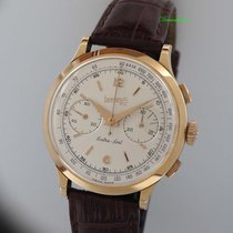 Eberhard & Co. Extra Fort Chronograph -Gold 18k/750