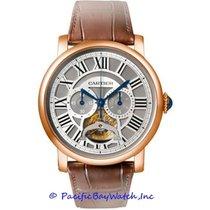 Cartier Rotonde de Cartier Tourbillon Chronographe Monopoussoi...