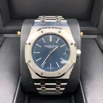 Audemars Piguet Royal Oak Ultra Thin 39mm Blue Dial 15202ST.OO...
