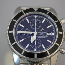 Breitling Superocean Héritage Chronograph Stahl 46mm Schwarz Deutschland, Hamburg