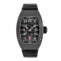 Richard Mille Ladies Black Titanium Watch RM007
