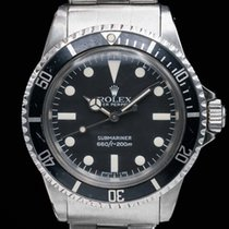 Rolex 5513 Vintage Matte Maxi Dial Submariner GREAT PATINA...