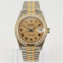 Rolex 31mm Automatic pre-owned Bronze