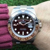 Rolex GMT-Master II Stahl / Gold 126711CHNR