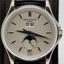 Patek Philippe Annual Calendar White gold