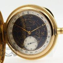 Maurice Lacroix Horloge tweedehands 53.5mm Romeins Handopwind Horloge met originele doos