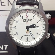 Bremont MB Steel 43mm White Arabic numerals United Kingdom, Wilmslow