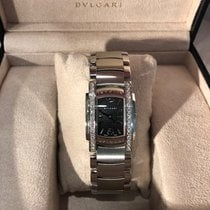 Bulgari Steel Quartz AA35BSDS new