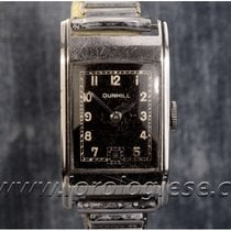 Alfred Dunhill Steel 39.3mm Manual winding pre-owned