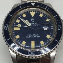Tudor 94400 Steel 1970 Submariner 33mm pre-owned