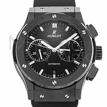 Hublot Classic Fusion Chronograph Ceramic 45mm Black