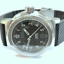 Oris Steel 40mm Automatic 7500 pre-owned