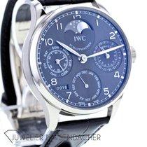 IWC Portuguese Perpetual Calendar Ref. 5022 2008 occasion