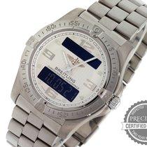 Breitling Aerospace Avantage Titanium 42mm Silver Arabic numerals United States of America, Pennsylvania, Willow Grove