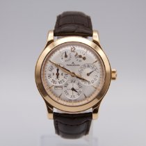 Jaeger-LeCoultre Master Eight Days Perpetual Oro rosa 42mm