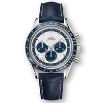 Omega Speedmaster Professional Moonwatch Steel 39.7mm Silver No numerals United States of America, Georgia, Alpharetta