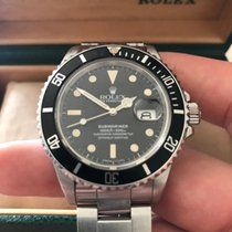 Rolex Submariner Date 168000 1987 pre-owned