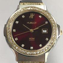 Hublot Classic new Quartz Watch with original box and original papers 1400.b24.2.054