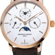 Frederique Constant Manufacture Slimline Perpetual Calendar 775V4S4 new