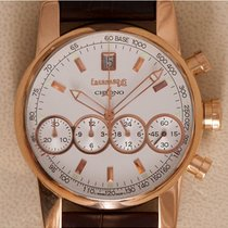 Eberhard & Co. 30058 Rose gold Chrono 4 39mm pre-owned