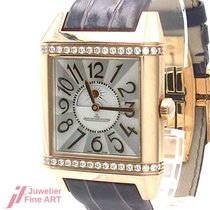 Jaeger-LeCoultre Reverso Squadra Lady Red gold